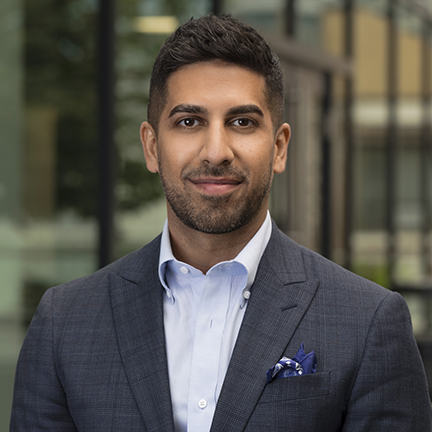 ALY HABIB Director of Corporate Sales & Partnerships