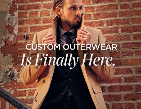 Outerwear Is Here