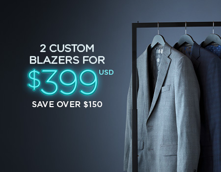 MADE TO MEASURE BLAZERS