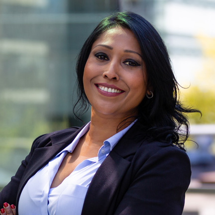 VANESSA PILLAY Vice President of Finance
