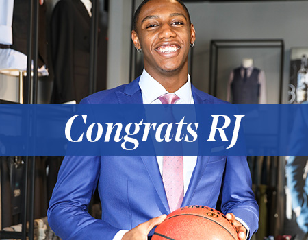 BEST OF LUCK RJ