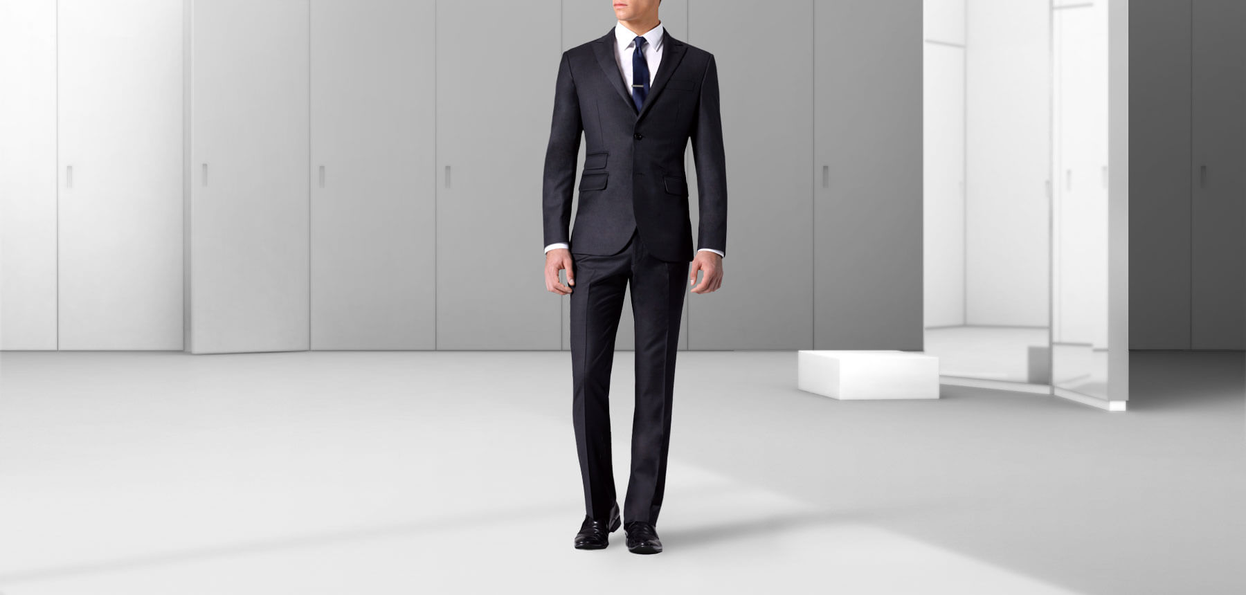 Get a Suit with a Tailored Fit - Do it at Home in 10 Minutes
