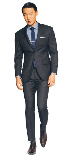 Men's Suits | Custom Made To Measure Suits | INDOCHINO