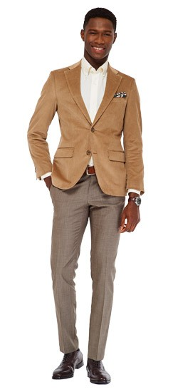 Custom Men's Blazers & Sport Coats | INDOCHINO