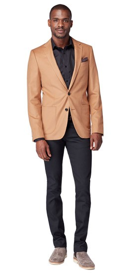 Delightful The Cadillac Of Suit Essentials, Our Silk Blended Blazers Feel Incredible  And Drape Like No Other Fabric. And, Just Like Driving A Luxury Car, ...
