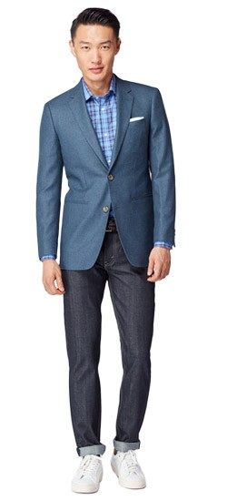 Custom Men\'s Blazers & Sport Coats | INDOCHINO