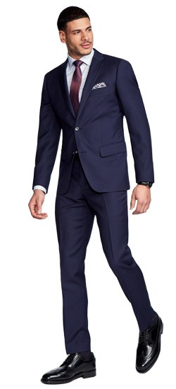 Hemsworth Navy Suit