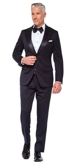 Custom Wedding Tuxedos & Black Tie Tuxedos - Free Shipping | INDOCHINO