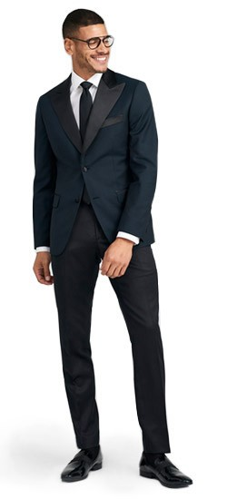 Custom Wedding Tuxedos Black Tie Tuxedos Free Shipping Indochino