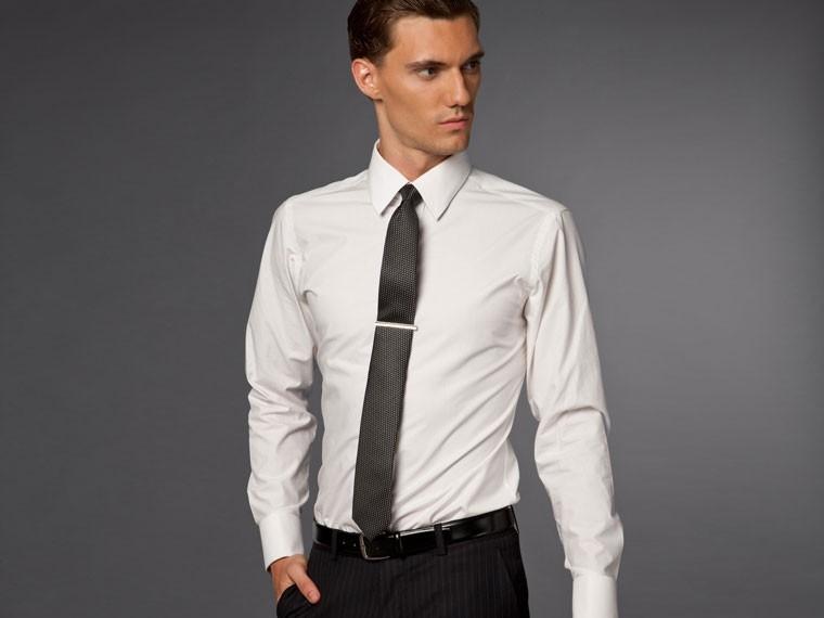 Blueprint White Oxford Shirt