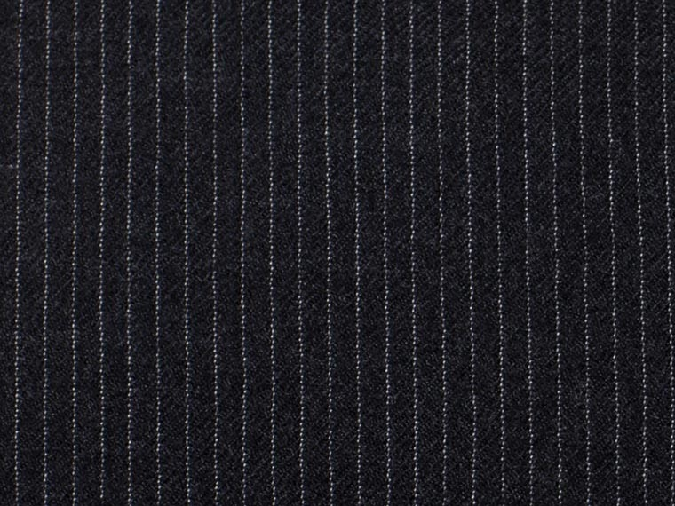Charcoal Flannel Pinstripe Suit 7
