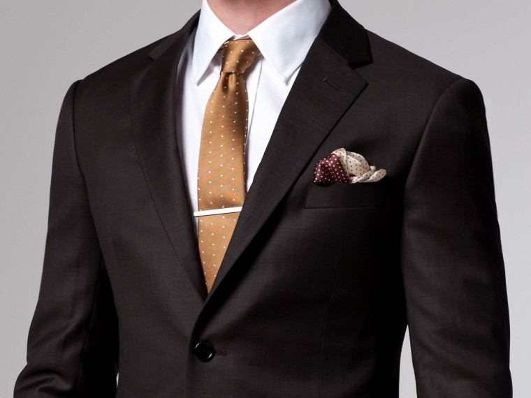 Essential Brown Suit 2
