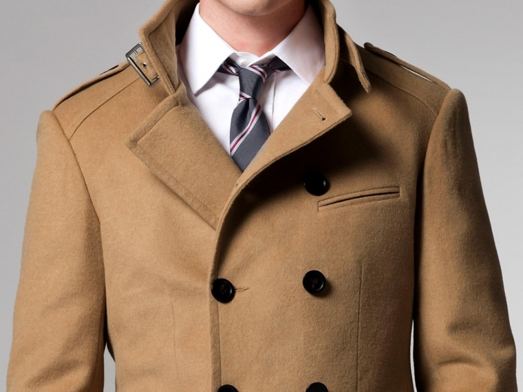 The Essential Camel Military Coat 2