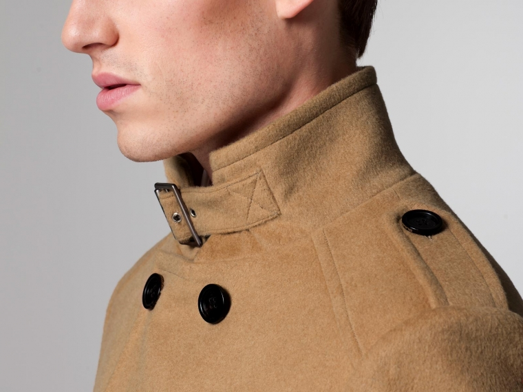The Essential Camel Military Coat 6