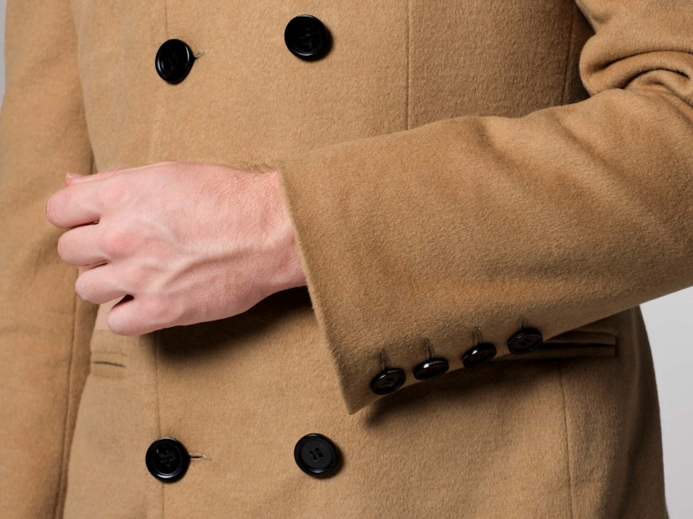 The Essential Camel Military Coat 5