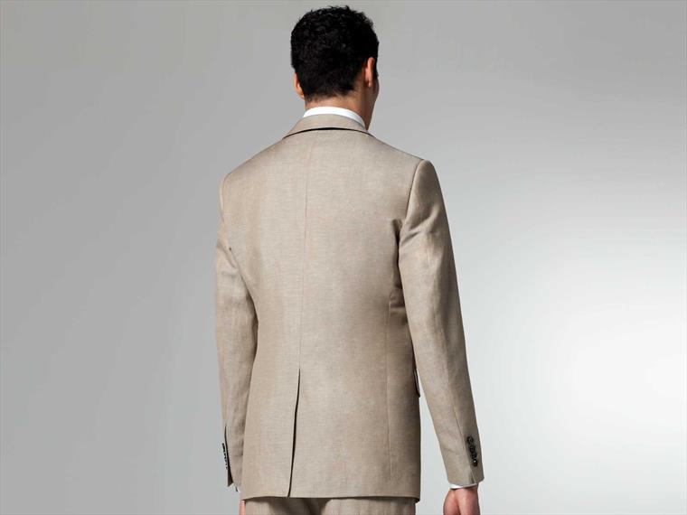 The Ultimate Sand Linen & Wool Suit 2
