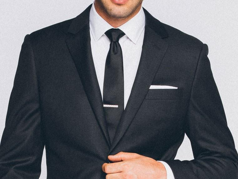 Essential Charcoal Suit 1