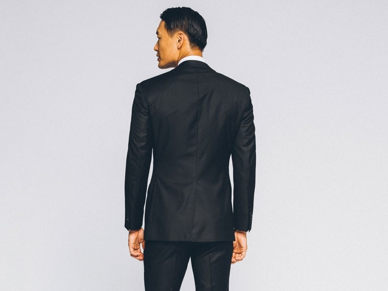 Essential Black Suit 2
