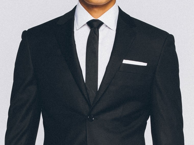 Essential Black Suit 1