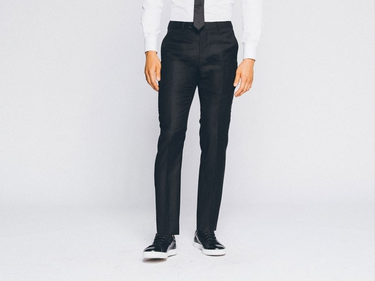 Essential Black Suit 3