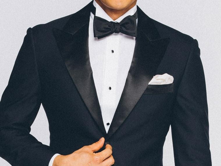 Premium Midnight Blue Tuxedo 1