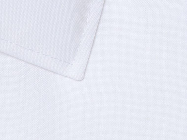 White Pinpoint Oxford Shirt 2