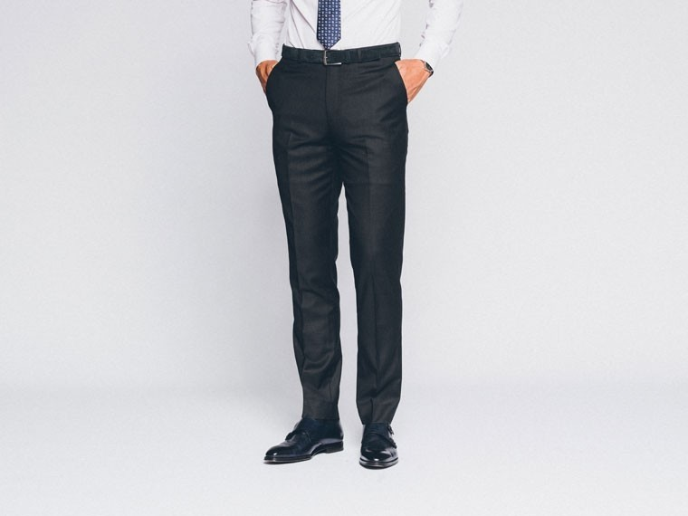 Essential Charcoal Suit 3
