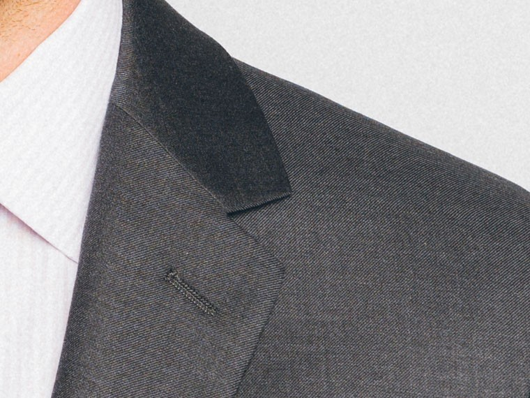 Essential Charcoal Suit 5