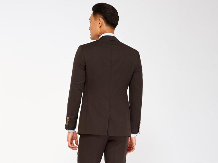 Chestnut Cavalry Twill Suit 2