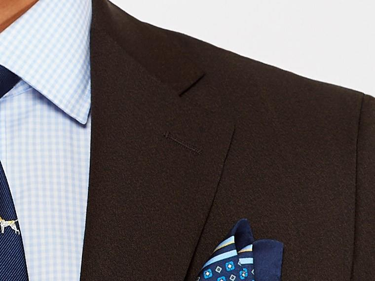 Chestnut Cavalry Twill Suit 5