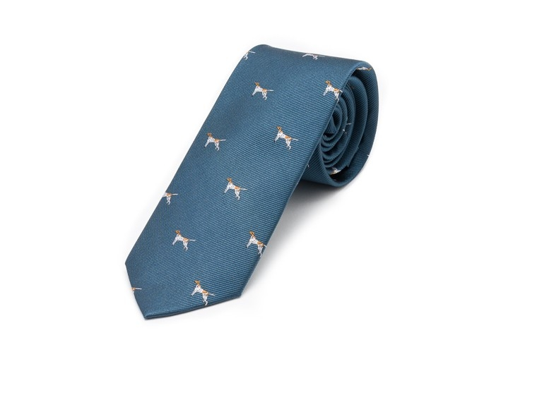 Green Hunting Tie 1