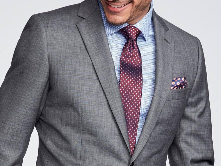 Kingsbridge Gray Suit