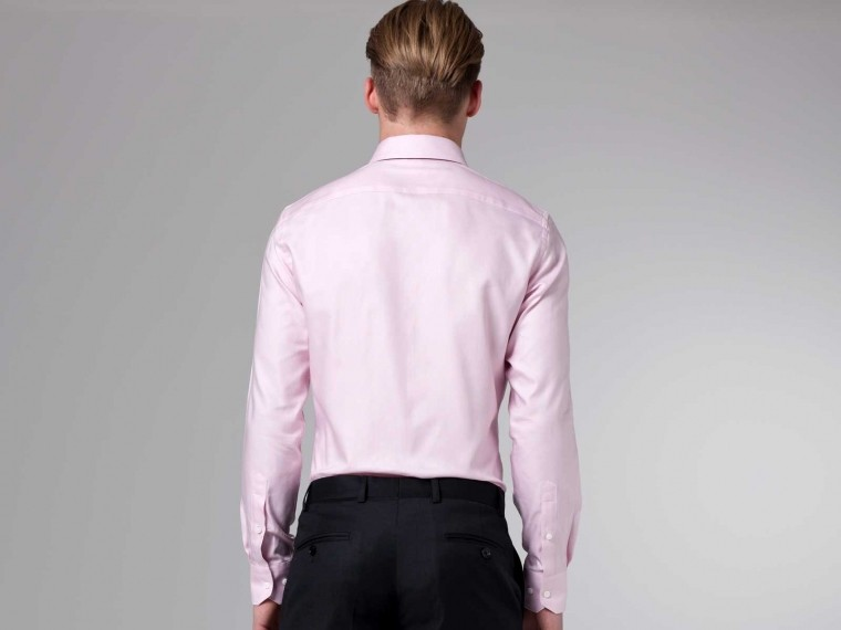 Pink Oxford Shirt 2