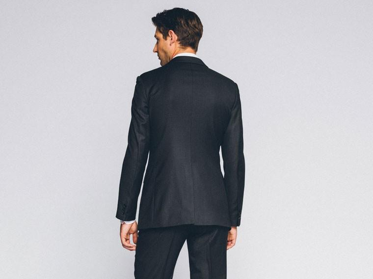 Essential Charcoal Suit 2