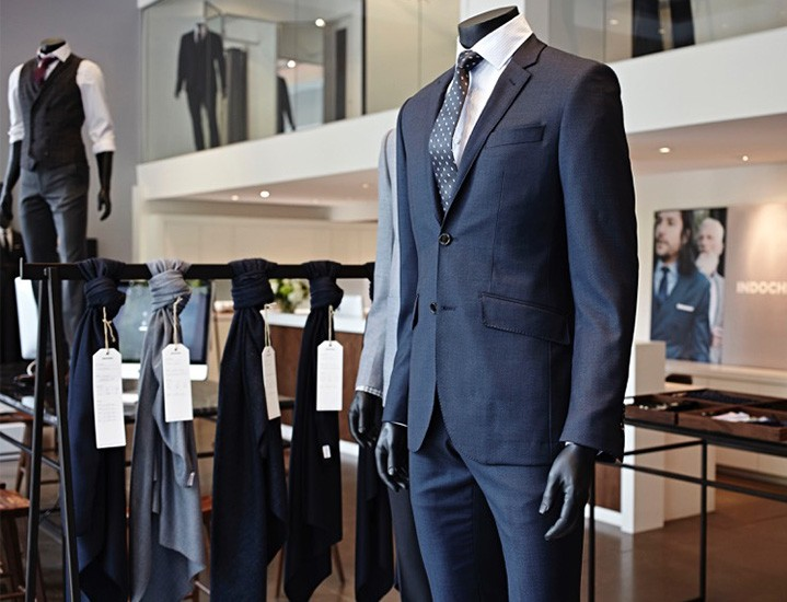 An Indochino Showroom