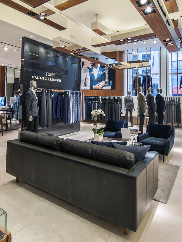 Indochino Showrooms - Made to Measure Suits Designed by You